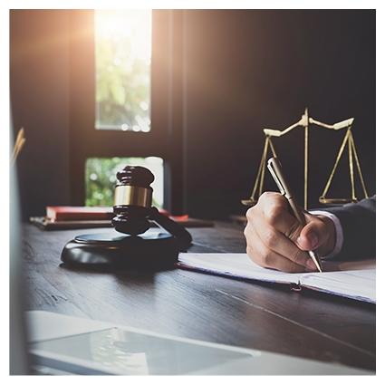 Une équipe de juristes de droit public